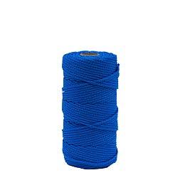 Polypropylen (PP) gefl. blau 100 m