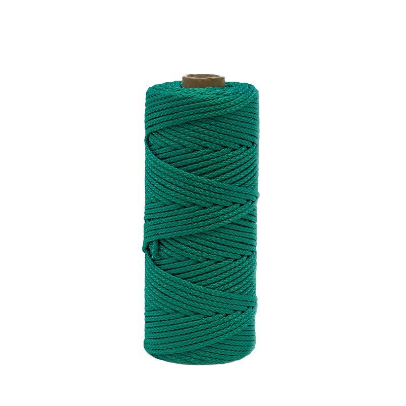 Polypropylen (PP) gefl. grün 100 m