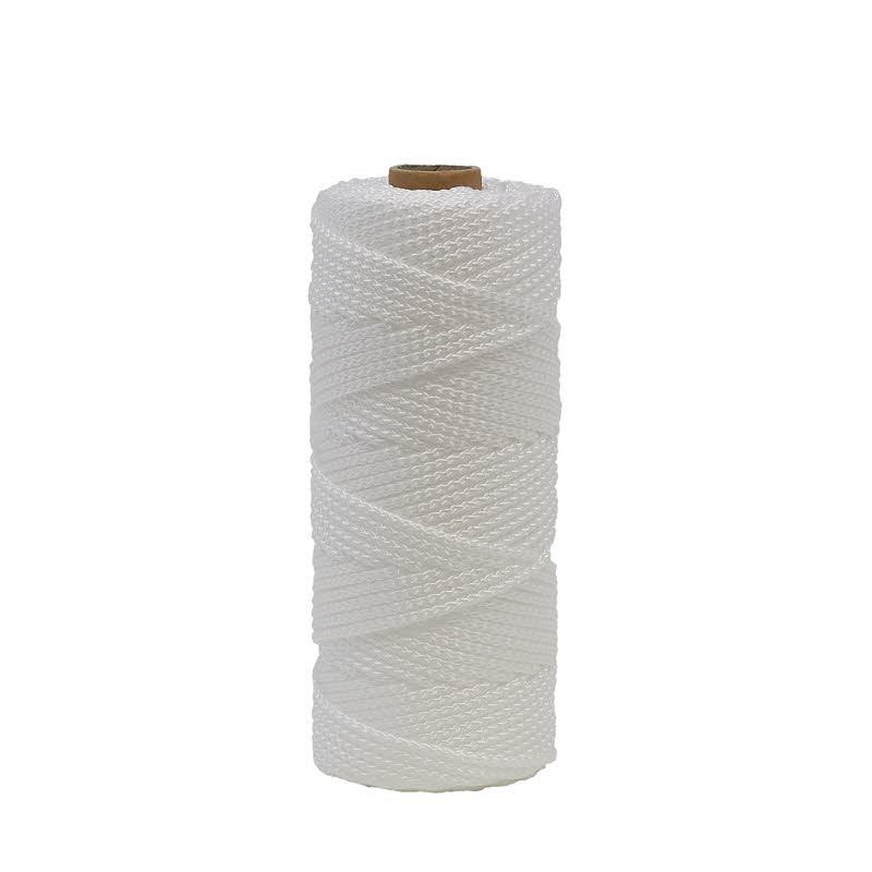 Polypropylen (PP) gefl. weiß 100 m