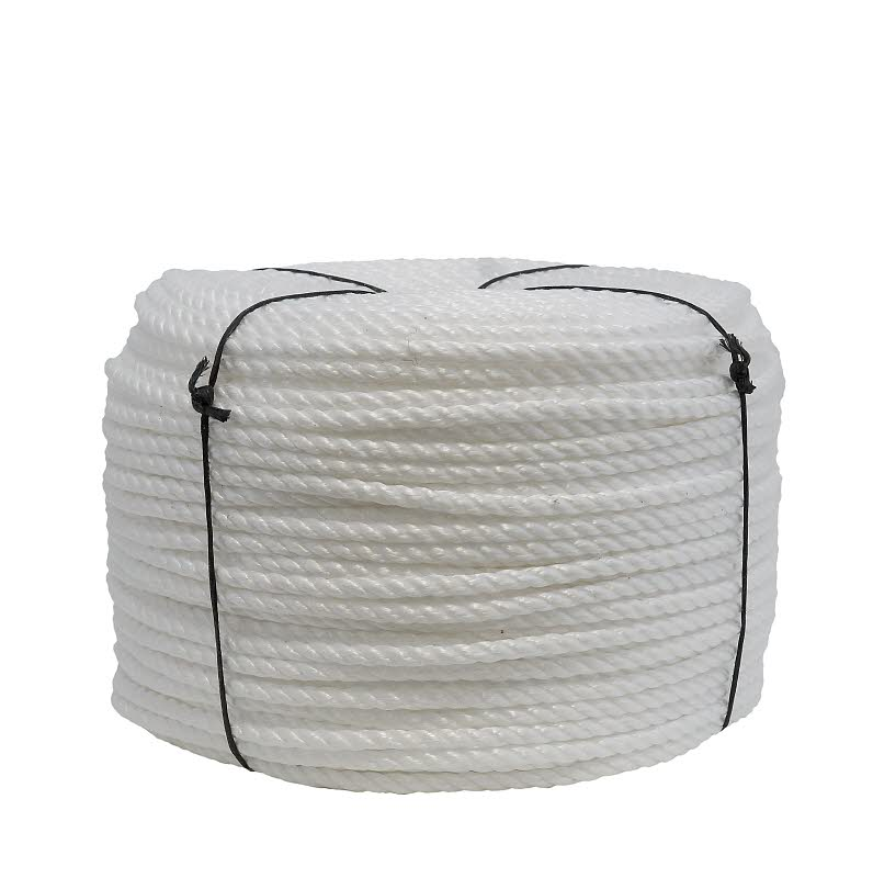 Polypropylenseil Trosse a 220 Meter - weiß