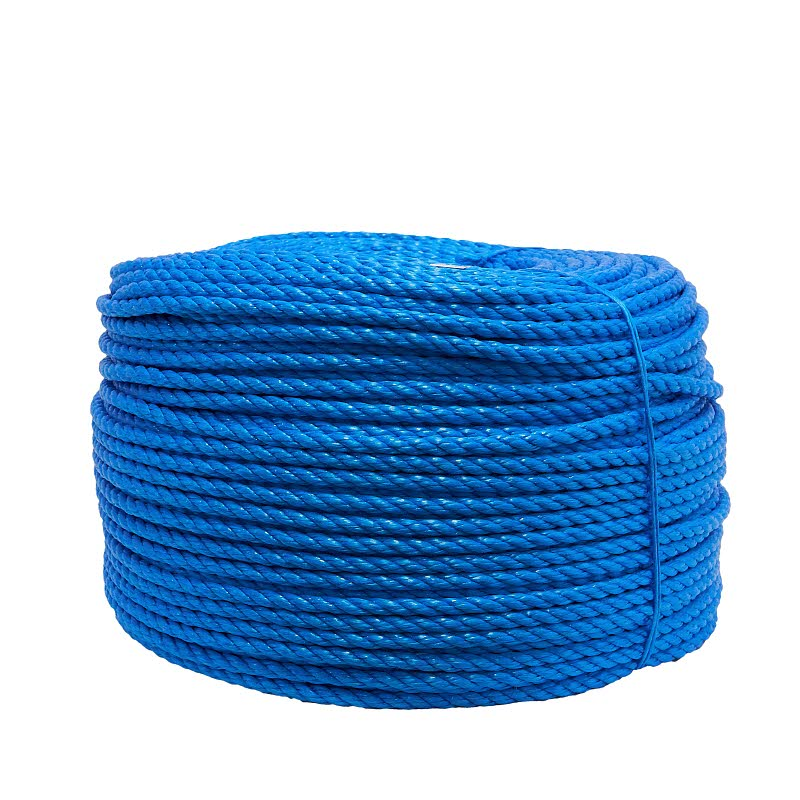 Polypropylenseil Trosse a 220 Meter - blau
