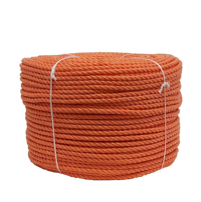 Polypropylenseil Trosse a 220 Meter orange